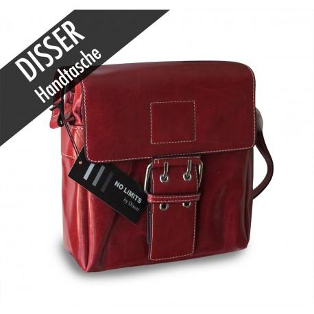 Disser Handtasche Schultertasche Rot NSI6342