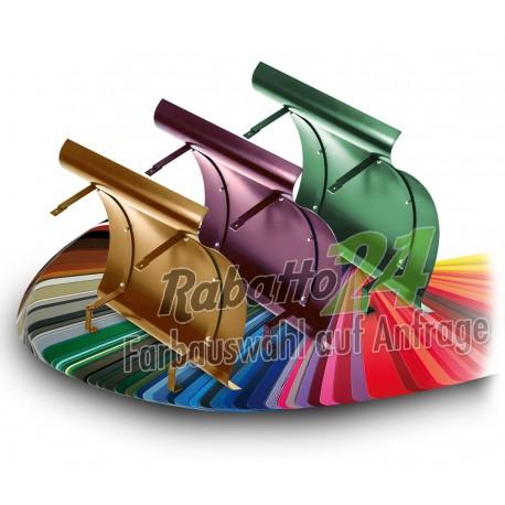 Schornsteinabdeckung Kaminhaube klappbar Farbe
