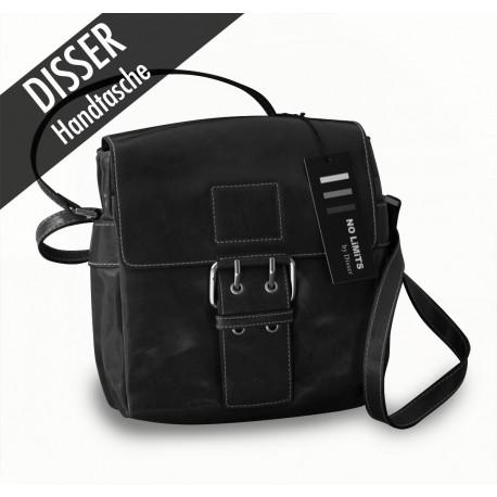 Disser Handtasche Schultertasche Schwarz NSI6342