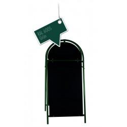 XXL Kundenstopper Werbetafel Aufsteller Grün