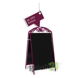 Kundenstopper Werbetafel Bordeaux