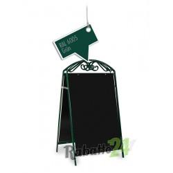 Kundenstopper Werbetafel Grün