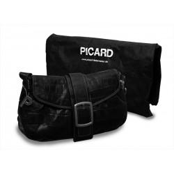 Original Picard Handtasche Kensington Echtleder Schwarz 5618
