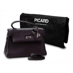 Original Picard Beverly Viola 5597 Echtleder Handtasche