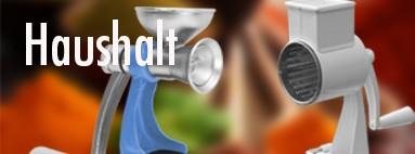 Haushalt - Reibemaschine / Mohnmahlen